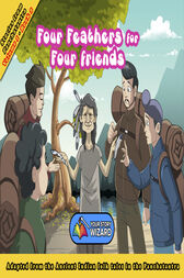 Four Feathers for Four friends by Your Story Wizard