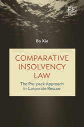 Comparative Insolvency Law by Bo Xie