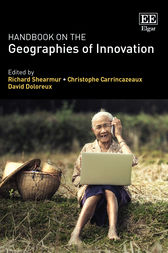 Handbook on the Geographies of Innovation by Richard Shearmu