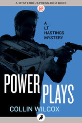 Power Plays by Collin Wilcox