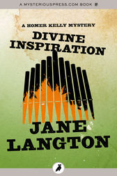 Divine Inspiration by Jane Langton