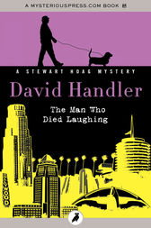The Man Who Died Laughing by David Handler