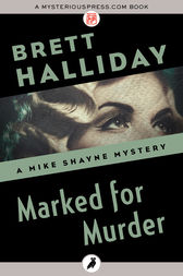 Marked for Murder by Brett Halliday