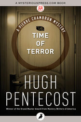 Time of Terror by Hugh Pentecost