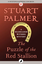 The Puzzle of the Red Stallion by Stuart Palmer