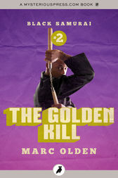 The Golden Kill by Marc Olden