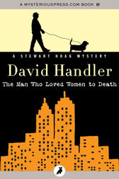 The Man Who Loved Women to Death by David Handler