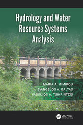 Hydrology and Water Resource Systems Analysis by Maria A. Mimikou