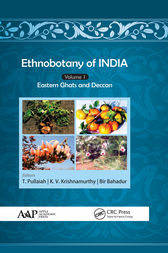 Ethnobotany of India, Volume 1 by T. Pullaiah