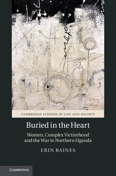 Buried in the Heart by Erin Baines