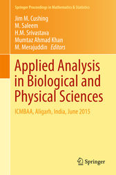 Applied Analysis in Biological and Physical Sciences by Jim M. Cushing