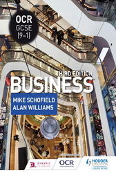 OCR GCSE (9-1) Business, Third Edition by Mike Schofield