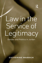 Law in the Service of Legitimacy by Catherine Warrick