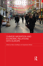 Chinese Migration and Economic Relations with Europe by Marco Sanfilippo