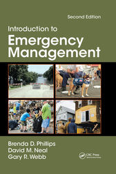 Introduction to Emergency Management, Second Edition by Brenda Phillips