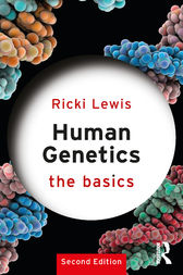 Human Genetics: The Basics by Ricki Lewis