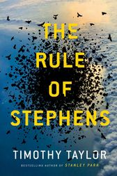 The Rule of Stephens by Timothy Taylor