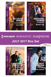 Harlequin Romantic Suspense July 2017 Box Set by Lisa Childs