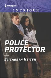 Police Protector by Elizabeth Heiter