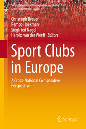 Sport Clubs in Europe by Christoph Breuer