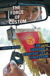 The Force of Custom by Judith Beyer