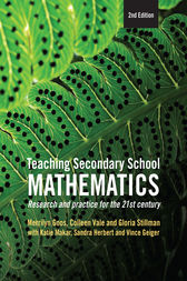 Teaching Secondary School Mathematics by Merrilyn Goos