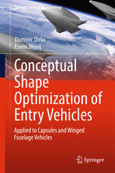 Conceptual Shape Optimization of Entry Vehicles by Dominic Dirkx