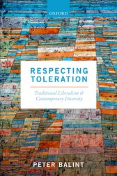 Respecting Toleration by Peter Balint