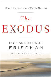The Exodus by Richard Elliott Friedman