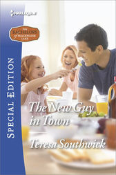 The New Guy in Town by Teresa Southwick
