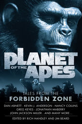 Planet of the Apes: Tales from the Forbidden Zone by Jim Beard