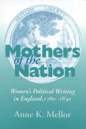 Mothers of the Nation by Anne K. Mellor