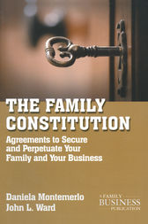 The Family Constitution by J. Ward