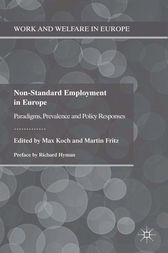 Non-Standard Employment in Europe by Max Koch