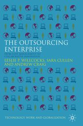 The Outsourcing Enterprise by L. Willcocks