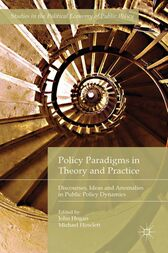 Policy Paradigms in Theory and Practice by John Hogan