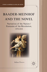 Baader-Meinhof and the Novel by J. Preece