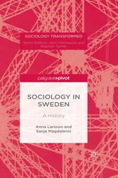 Sociology in Sweden by Anna Larsson