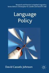 Language Policy by D. Johnson