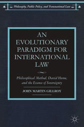 An Evolutionary Paradigm for International Law by J. Gillroy