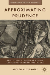 Approximating Prudence by A. Yuengert