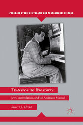 Transposing Broadway by S. Hecht