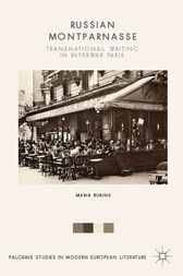 Russian Montparnasse by Maria Rubins