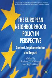 The European Neighbourhood Policy in Perspective by R. Whitman
