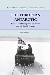 The European Antarctic by P. Roberts