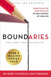 Boundaries Updated and Expanded Edition by Henry Cloud