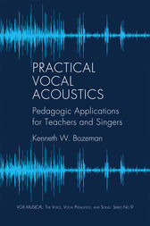 Practical Vocal Acoustics: Pedagogic Applications for Teachers and Singers.