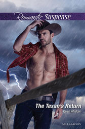 The Texan's Return by Karen Whiddon