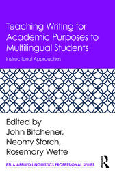 Teaching Writing for Academic Purposes to Multilingual Students: Instructional Approaches