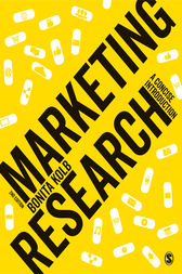 Marketing Research by Bonita Kolb